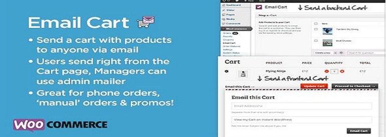 EmailCart WooCommerce Plugin