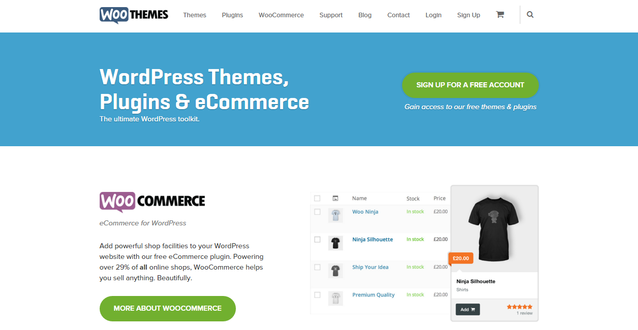 7 examples of large scale websites using WordPress