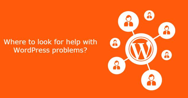 Help with WordPress