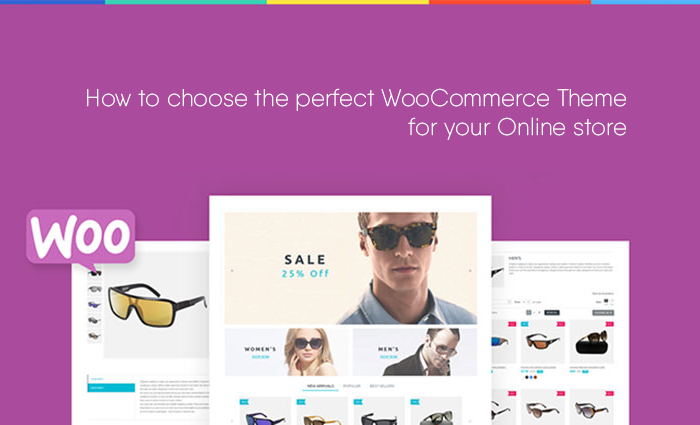 Choose a WooCommerce theme