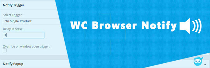 WC browser notify