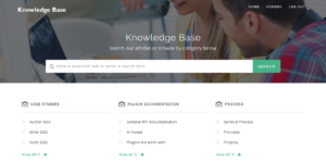WooNinjas Knowledge base