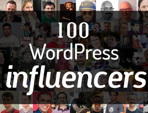 Top 100 WordPress Influencers to Follow in 2019