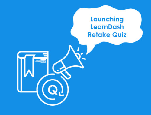 Launching LearnDash Quiz Retake Add-on