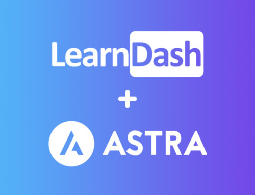 How to Customize Your LearnDash Courses with Astra