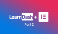 use-learndash-and-elementor-build-website
