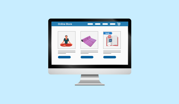 sell-products-and-courses-woocommerce