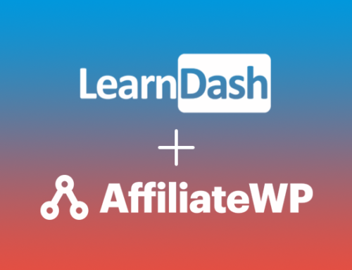 How To Create An Affiliate Program For Your LearnDash Course